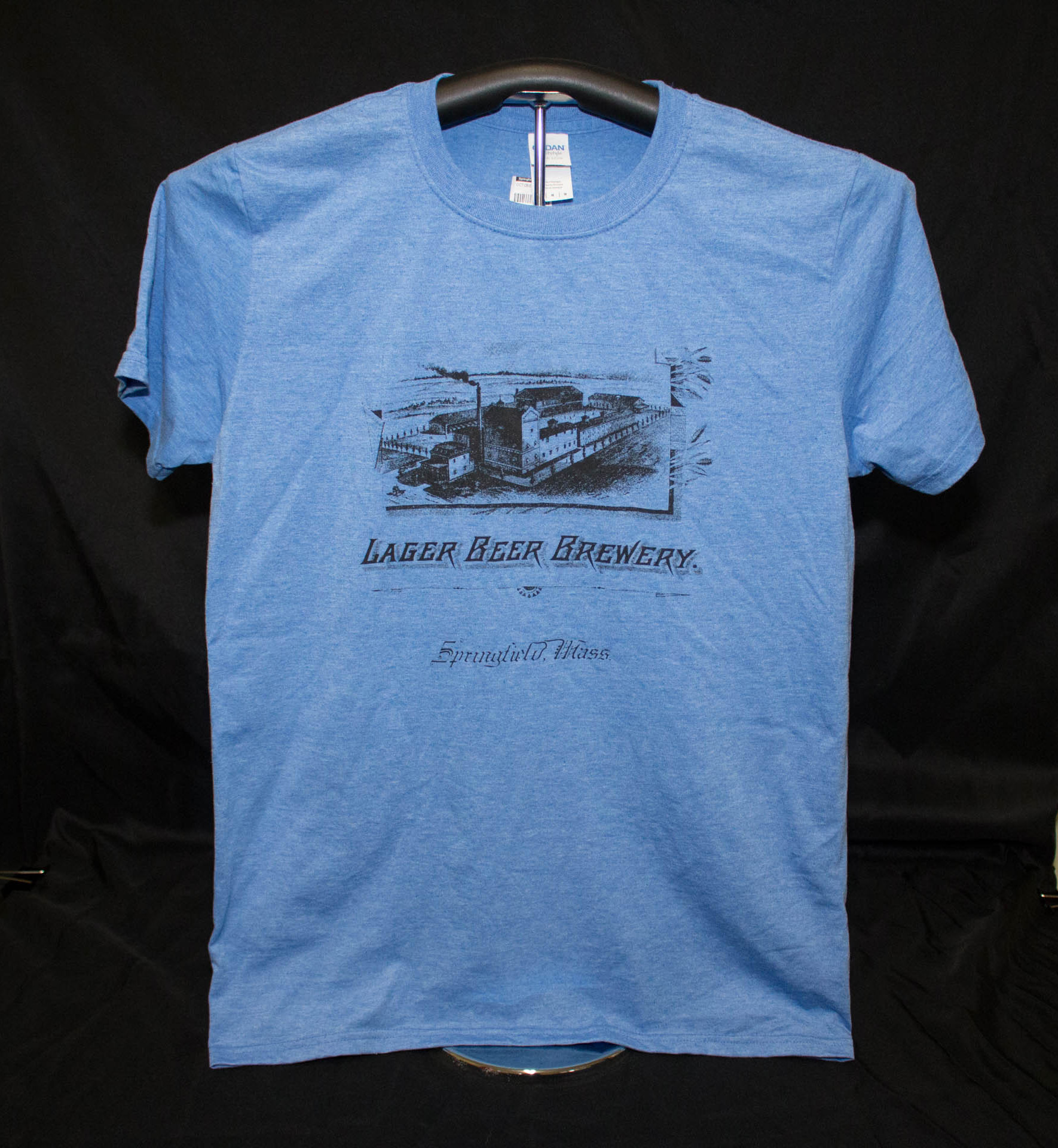 Brewery Tshirt Front