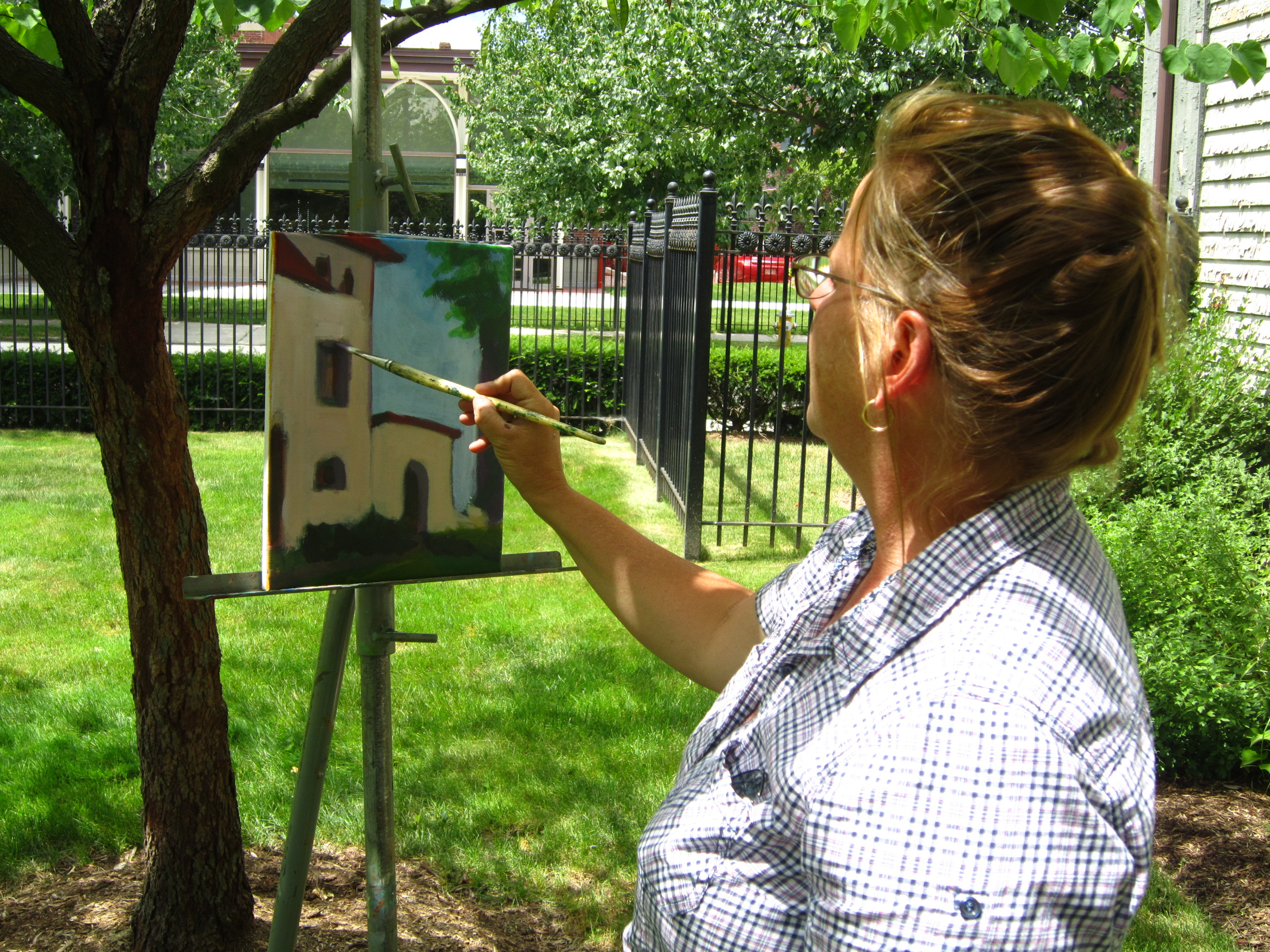 Plein Air Painting Techniques