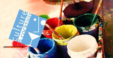 Culture & Cocktails: Paint Party