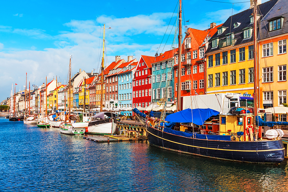 Norwegian Splendor: Denmark & Norway