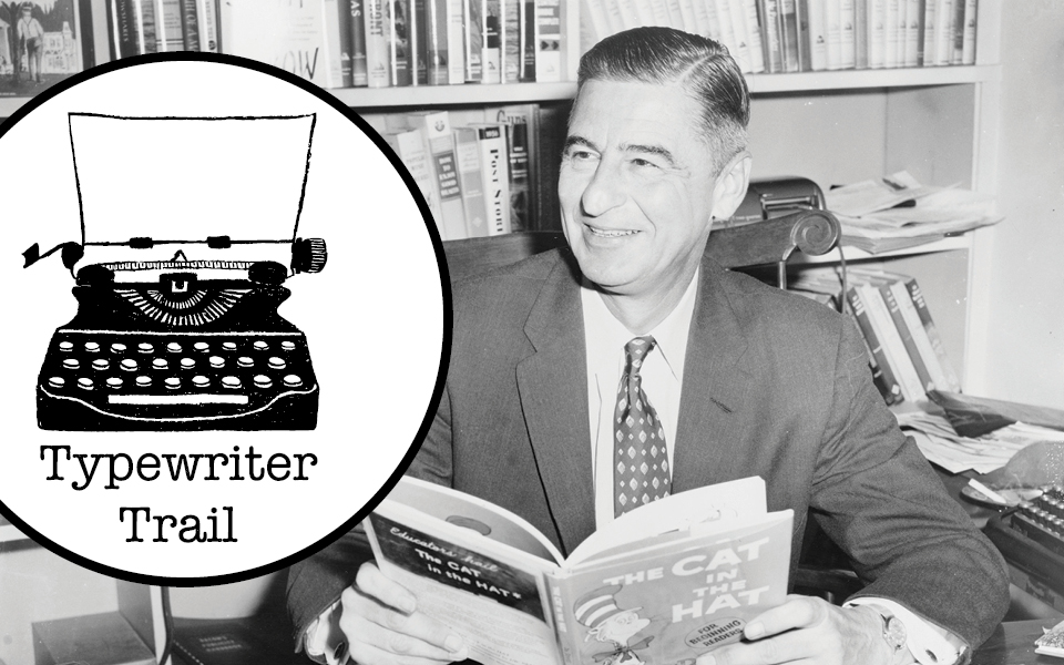 Typewriter Trail: The Writer's Office