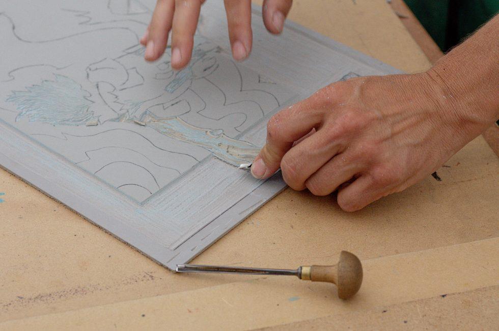3285076a5 Printmaking: Lino Cut | Springfield Museums