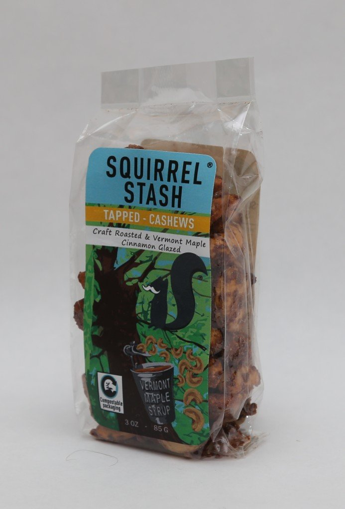 Cashews Ted Front Squirrel Stash Nuts