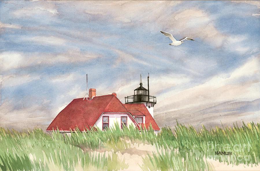 Painting Skies In Watercolor