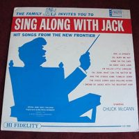 LP Recording, Sing Along With Jack:  Hit Songs From The New Frontier