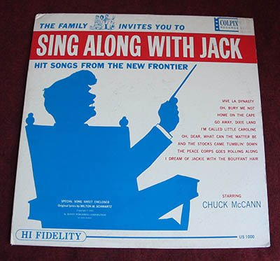 Album, Sing Along 12.5 X 12.5