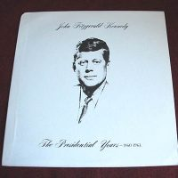 Album, The Presidential Years 12.5 X 12.5
