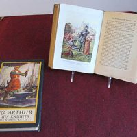 King Arthur Books That Influenced Kennedy