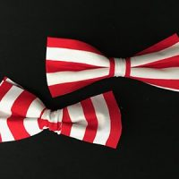 Seussian Bow Ties