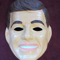 Halloween Mask, John F. Kennedy, Ca. 1963