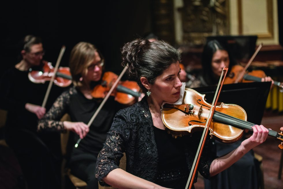 The Springfield Symphony Orchestra Celebrates Women Composers