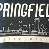 Springfield Skyline Short-Sleeve T-Shirt