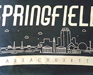 Springfield Skyline Short-Sleeve T-Shirt