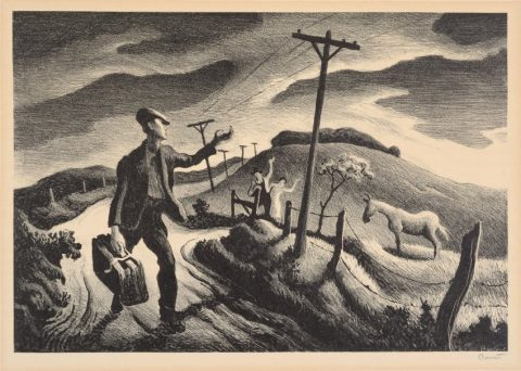 The American Scene: Realism In The Early 20th Century