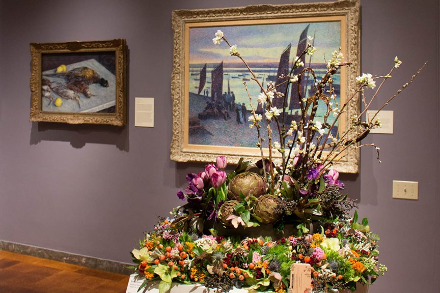 Flowers, Flowers, And More Flowers: The Springfield Museums Celebrates Seventh Festival Of Flowers