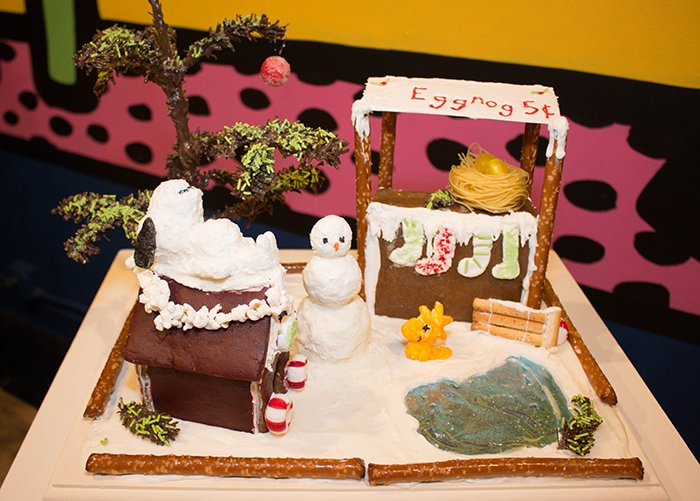 Congratulations to the Winners of Our 2018 Gingerbread Competition