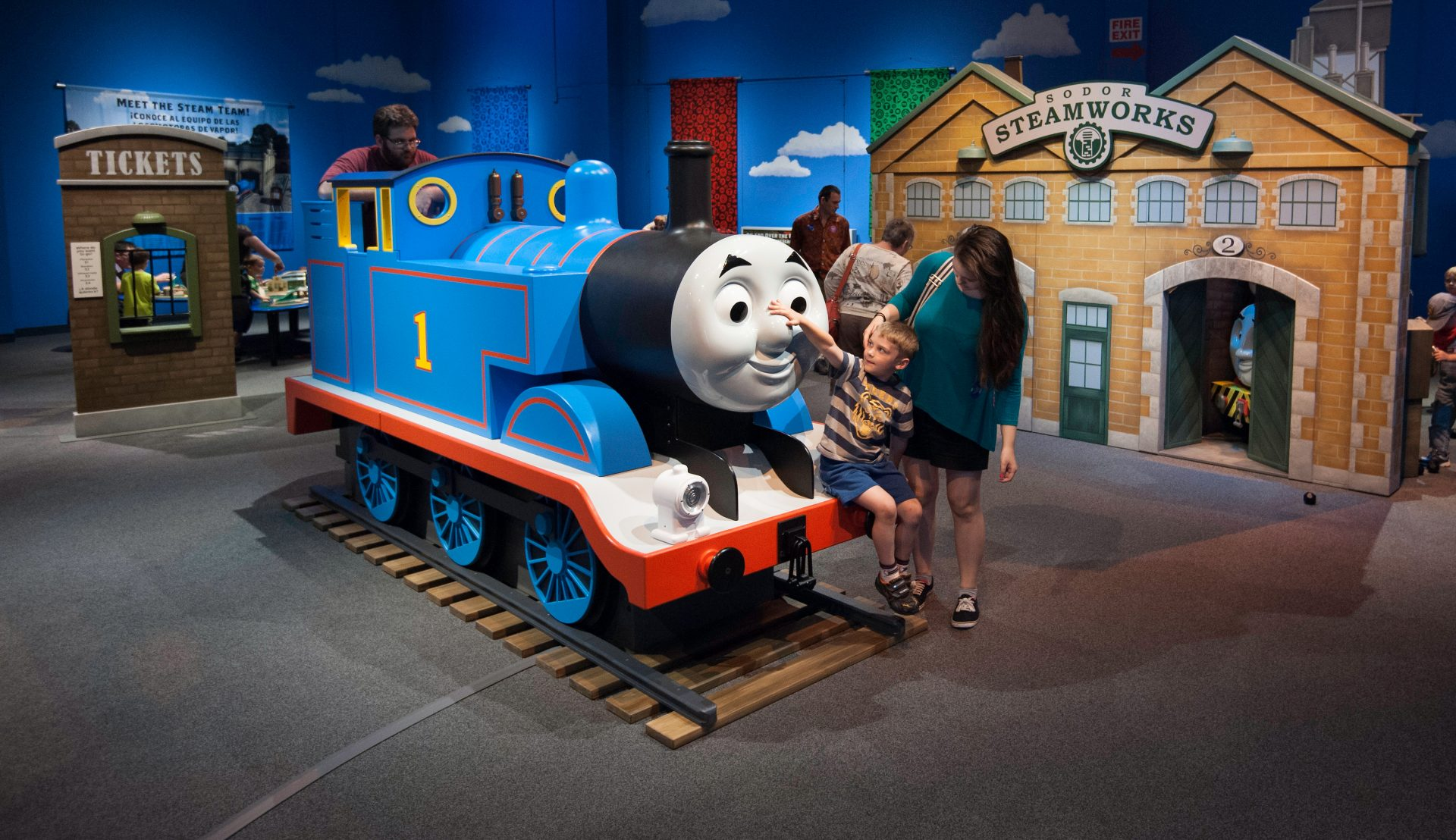 Thomas & Friends™: Explore the Rails! | Springfield Museums