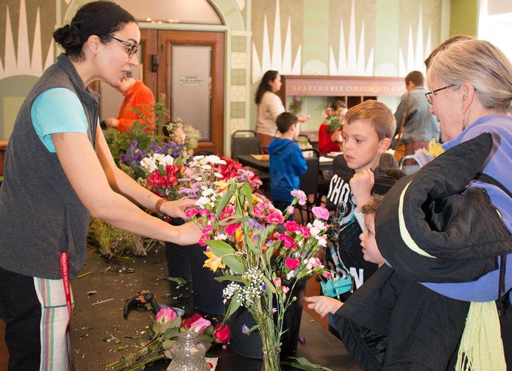 The DIY Flower Workshop