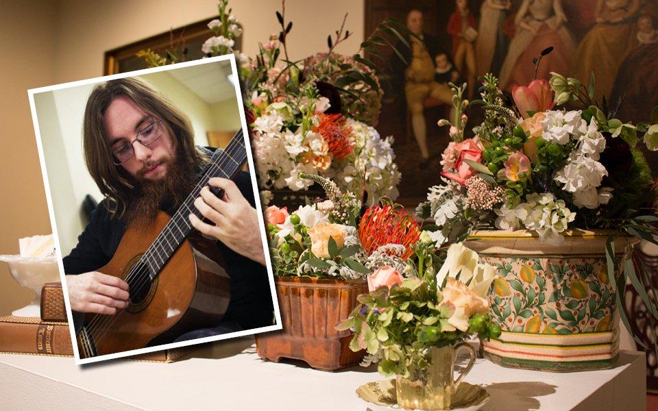 Festival Of Flowers Music Series: Chris Eriquezzo