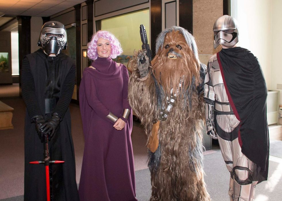 May The Fourth Be With You At The Springfield Museums