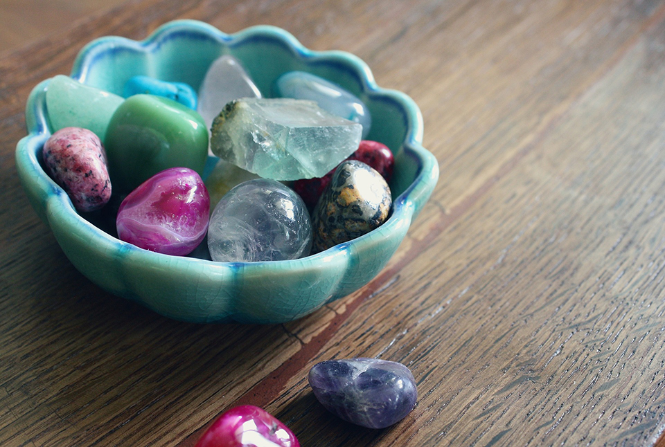 The Art & Science Behind Healing Crystals
