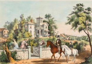 Fanny Palmer: The Artist Behind Currier & Ives' Greatest Prints