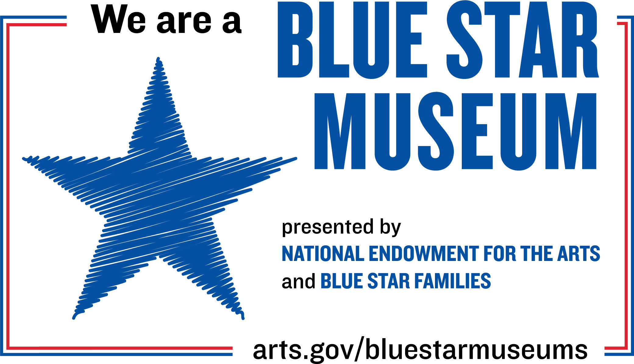 Springfield Museums Proud Blue Star Museum