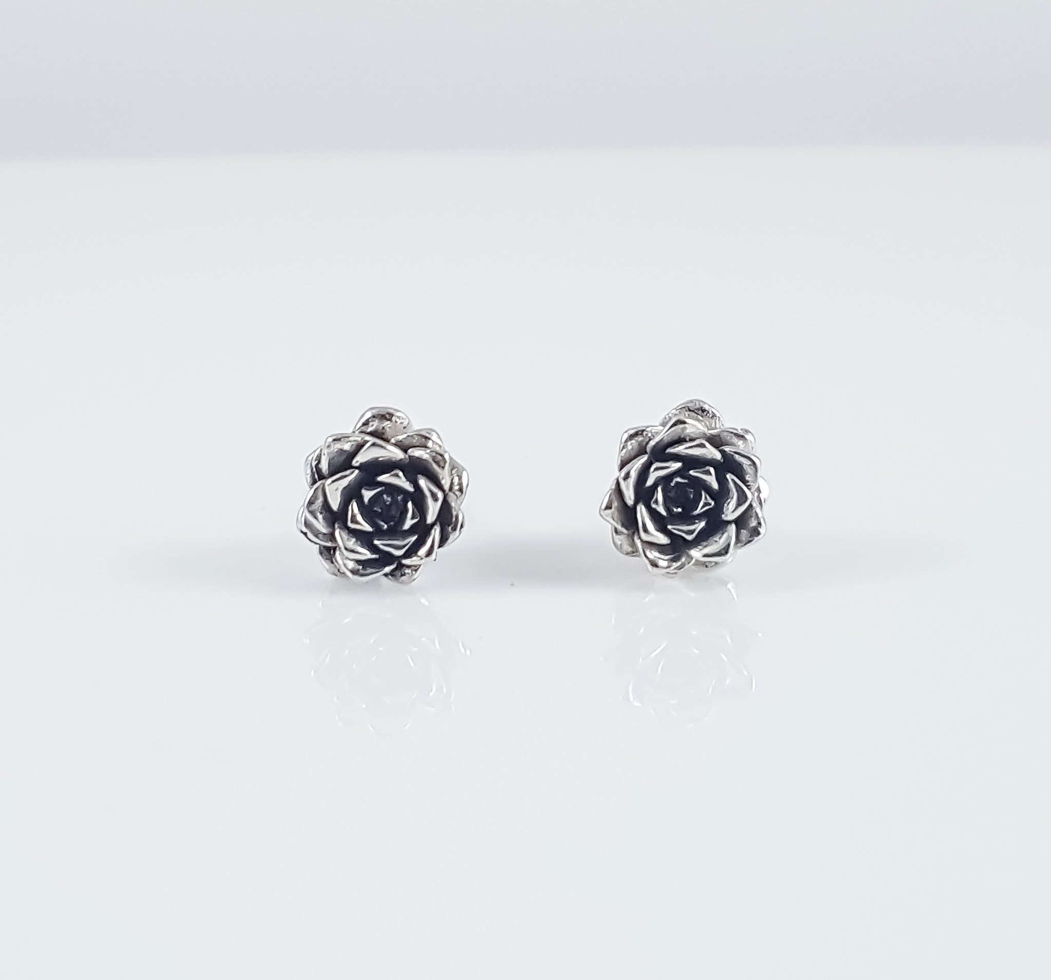 Succulent Bud Stud Earrings3 1024x1024@2x