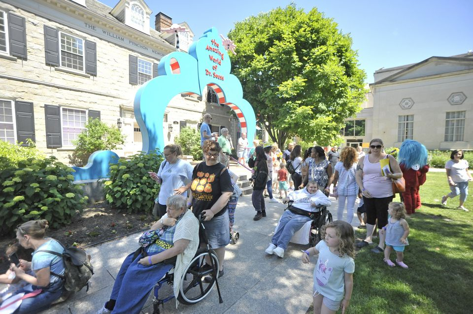 Springfield Museums Now Universal Participation Designated