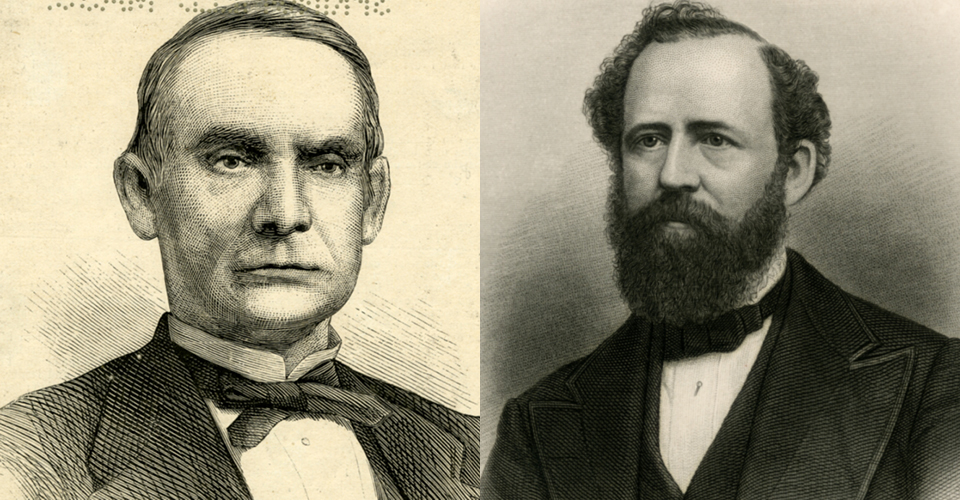 Horace Smith and Daniel Baird (D.B.) Wesson