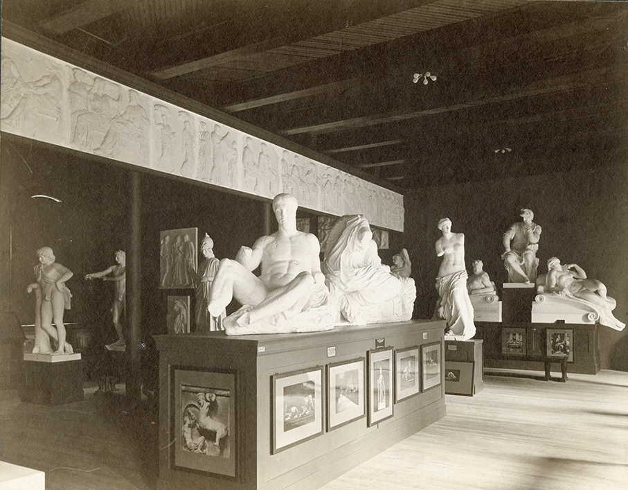 Plaster Cast Gallery | Springfield Museums