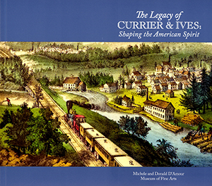 Currier And Ives Smaller