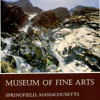 Handbook Of The American And European Collection Of The Museum Of Fine Arts, Springfield