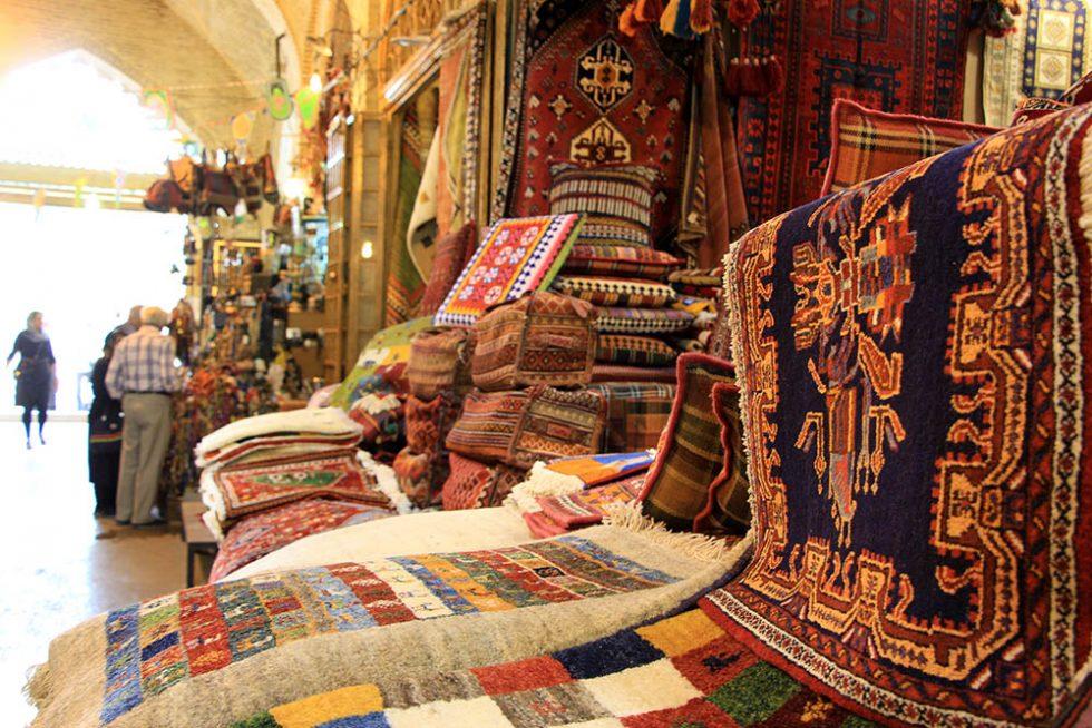 Bazaar in Iran