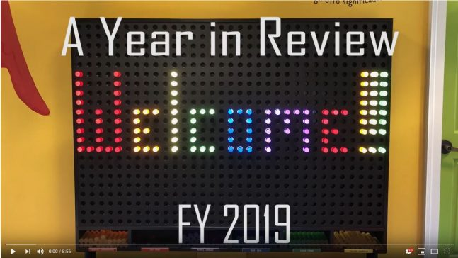 A Year in Review FY 2019