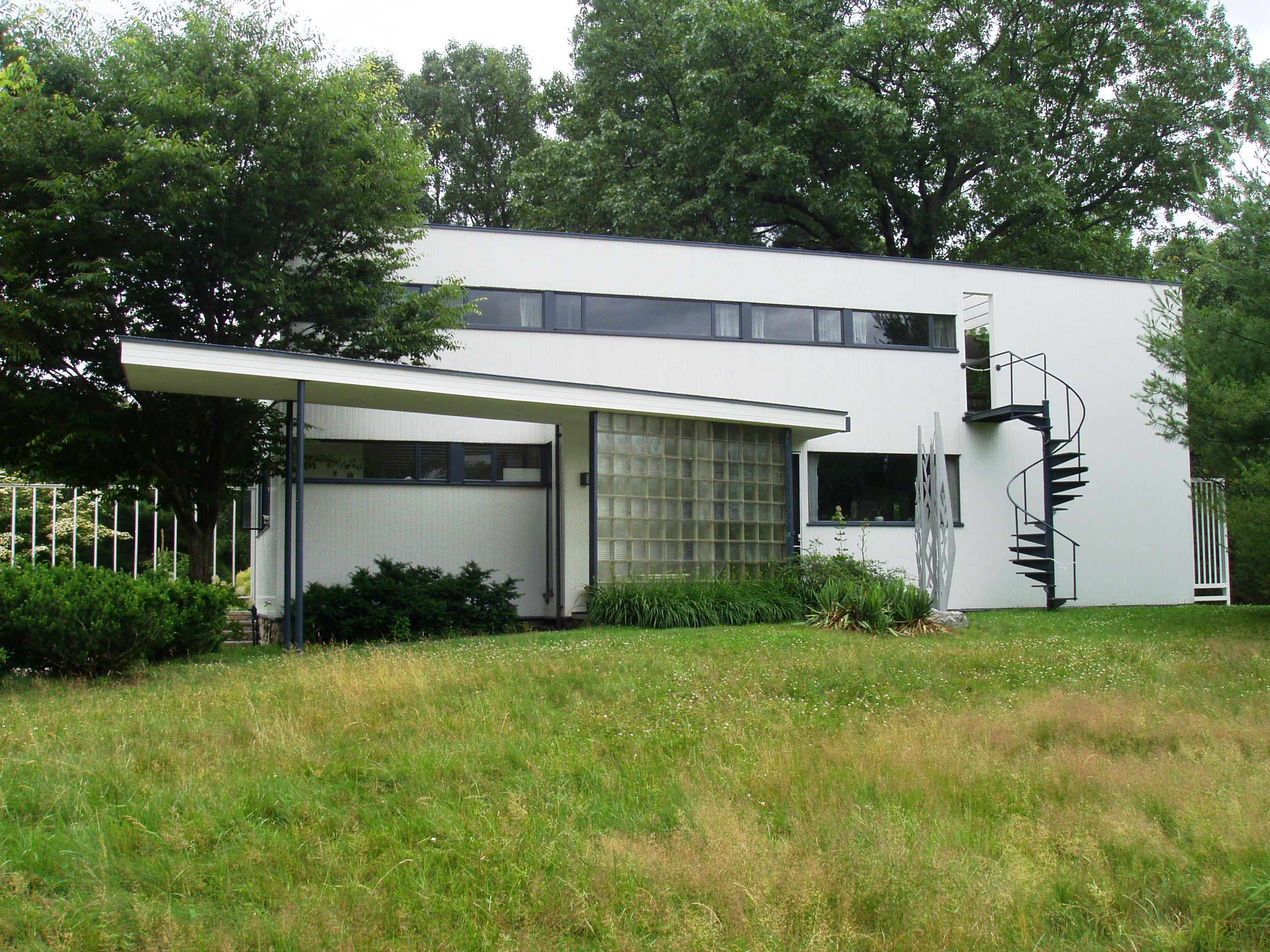The Gropius House & The DeCordova Sculpture Park & Museum