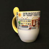 Springfield Museums Mug