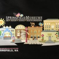 Springfield Museums Logo Tote Detail