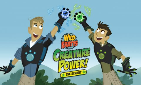 Wild Kratts: Creature Power