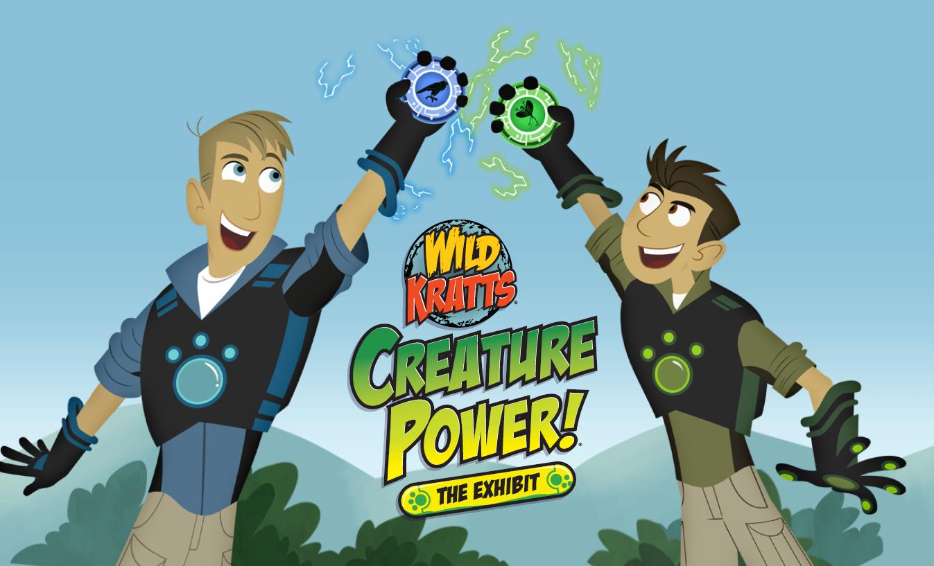 Wild Kratts: Creature Power