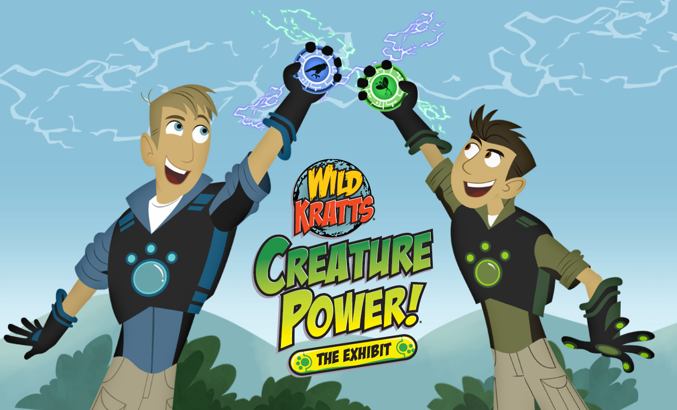 Wild Kratts: Creature Power!