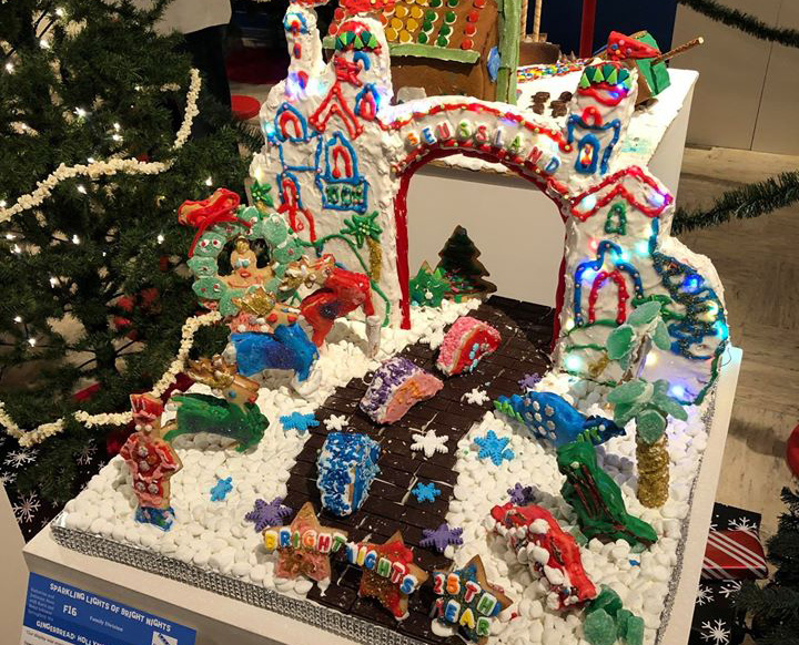 Hollywood And The Holidays: Winners Are Everywhere In This Festive Community Exhibit
