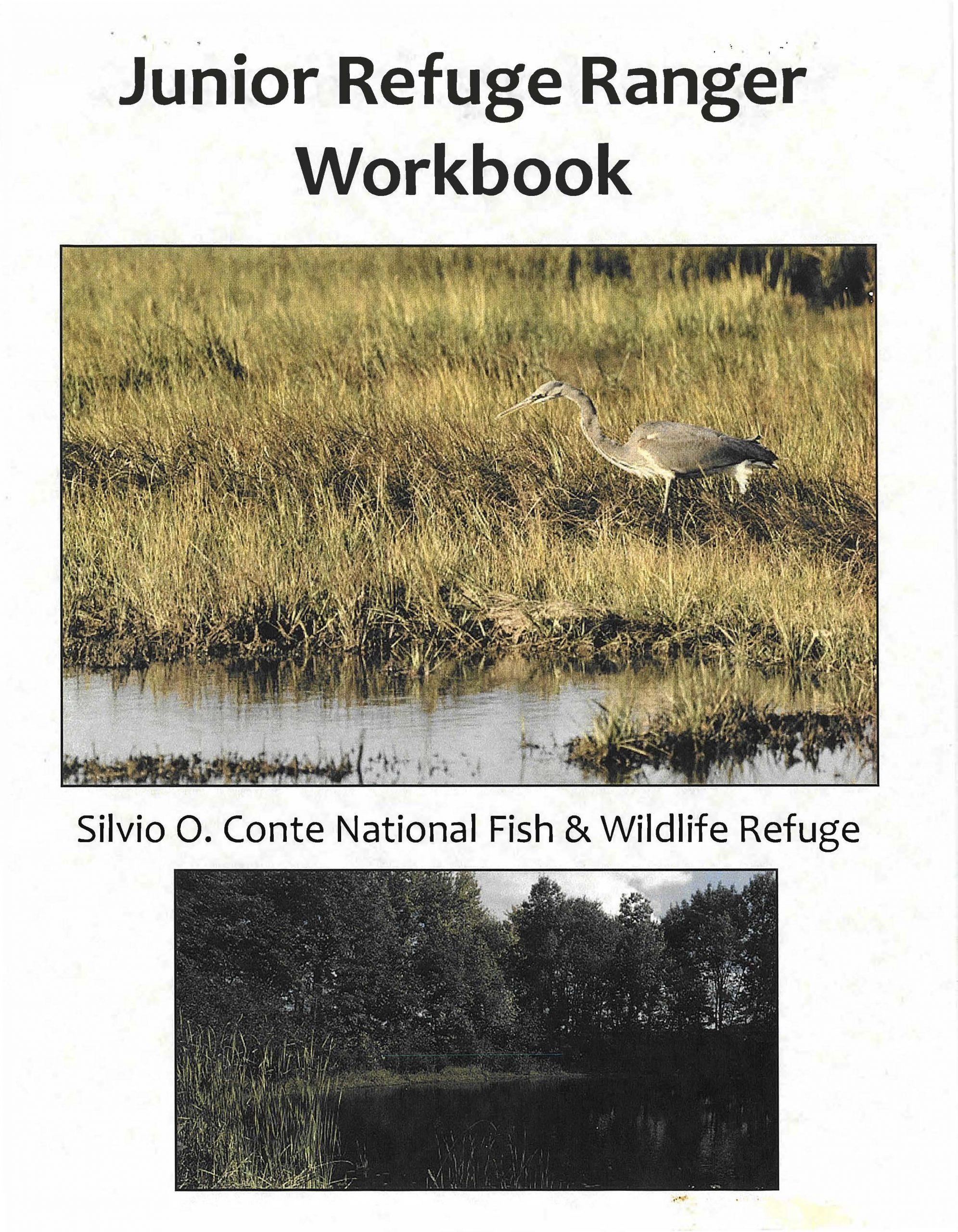 Junior Refuge Ranger Workbook
