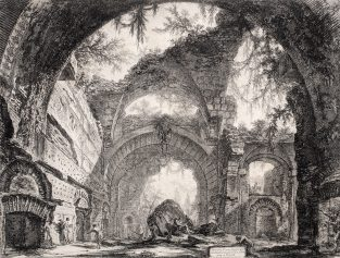 Fantastic Ruins: Etchings By Giovanni Battista Piranesi