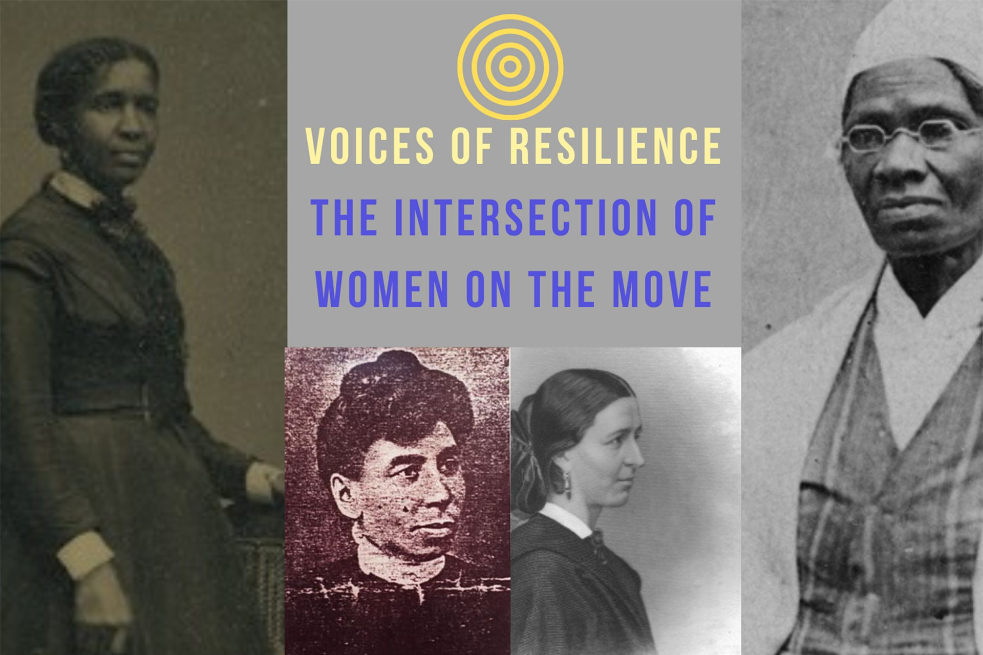 Voice of Resilience: The Intersection of Women on the Move