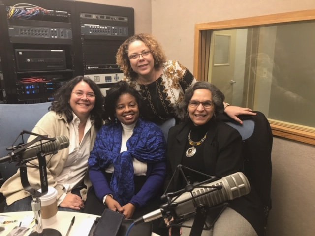 Curator And Scholars Promote Voices Of Resilience On Radio