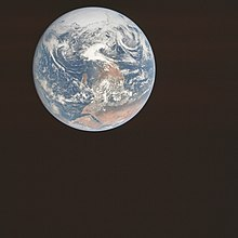 220px Apollo 17 Blue Marble Original Orientation (AS17 148 22727)