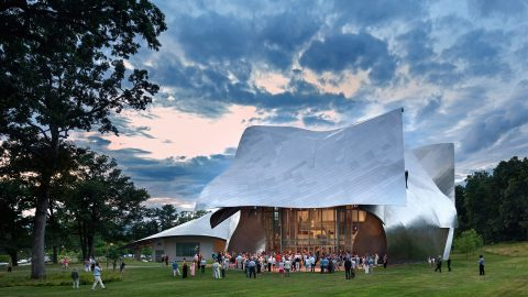 The Fisher Center for the Performing Arts at Bard College