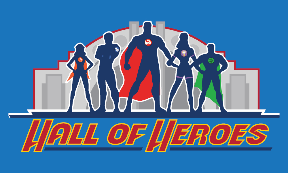 Hall Of Heroes Filled With Fun