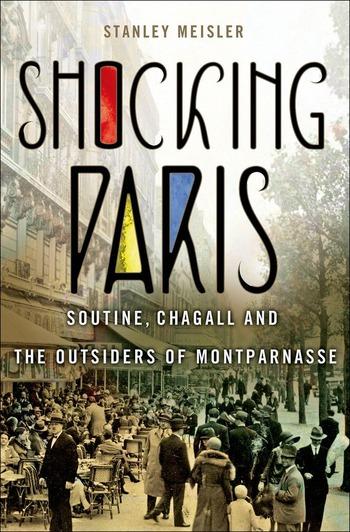 Shokcing Paris Book Cover